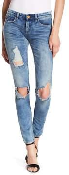 Blank NYC BLANKNYC Destructed Skinny Jeans