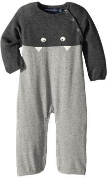 Toobydoo Little Monsters II Cotton Knit Jumpsuit Boy's Jumpsuit & Rompers One Piece