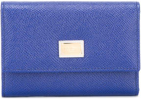 Dolce & Gabbana Dauphine wallet - BLUE - STYLE