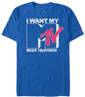 Fifth Sun Royal 'I Want My Music Television' Tee - Men
