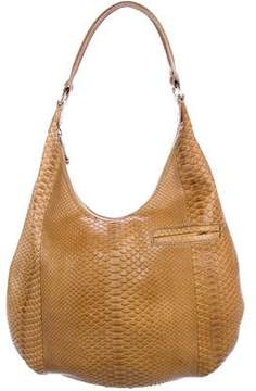 VBH Snakeskin Hobo Bag