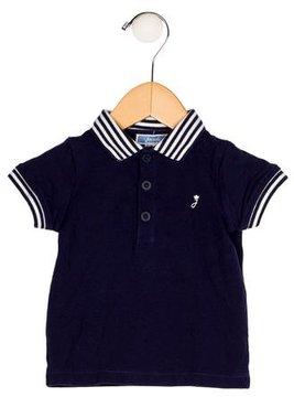 Jacadi Boys' Shorts and Shirt Set
