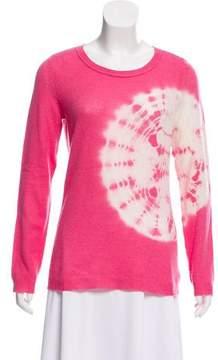 Christopher Fischer Tie-Dye Cashmere Sweater
