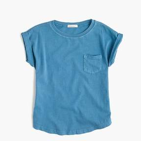 J.Crew Girls' garment-dyed T-shirt