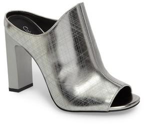 Calvin Klein Women's Maera Open Toe Mule