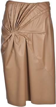 Drome Draped Skirt