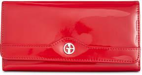Giani Bernini Patent Receipt Wallet