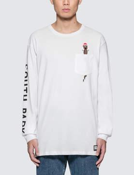 HUF South Park x Mr Hanky L/S Pocket T-Shirt