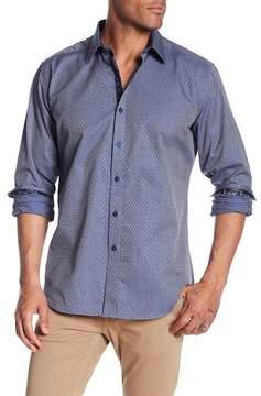 Robert Graham North Creek Print Woven Regular Fit Shirt
