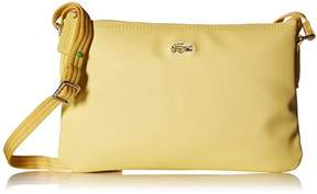 Lacoste L.12.12 Concept Flat Crossover Bag