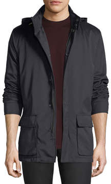 Ermenegildo Zegna Two-Pocket Mid-Weight Jacket