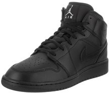 Jordan Nike Kids Air 1 Mid (gs) Basketball Shoe.