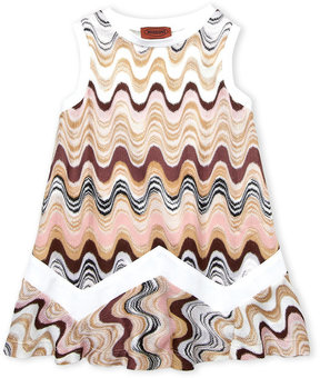 Missoni Toddler Girls) Wave Retro Dress