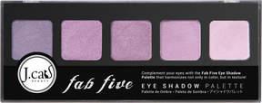J.Cat Beauty Fab Five Eyeshadow Palette