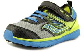 Saucony Boy Volt Toddler W Round Toe Synthetic Multi Color Running Shoe.