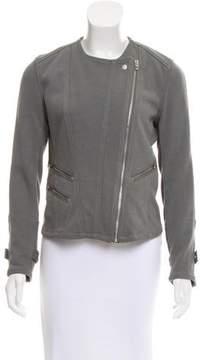 Blank NYC Knit Moto Jacket