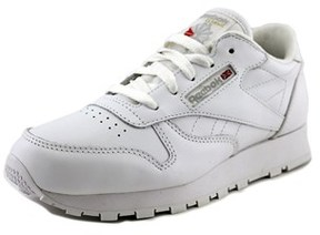Reebok Bh1105 Youth Us 3 White Sneakers.