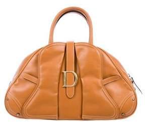 Christian Dior Double Saddle Bowler