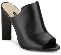 French Connection Meeka Leather Mules