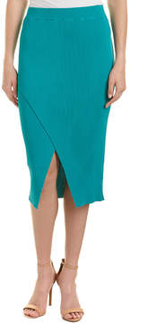 C/Meo Collective The Breakdown Knit Midi Skirt