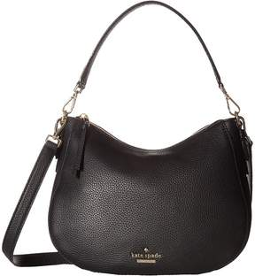 Kate Spade Jackson Street Small Mylie Handbags - BLACK - STYLE