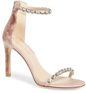 Pelle Moda Women's Frisk Embellished Sandal