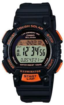 Casio Women's Solar Runner Watch Black