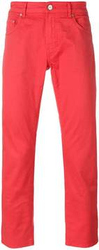 Pt01 classic chino trousers