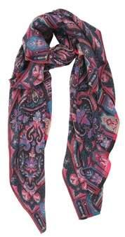 Etro Women's Multicolor Wool Scarf.