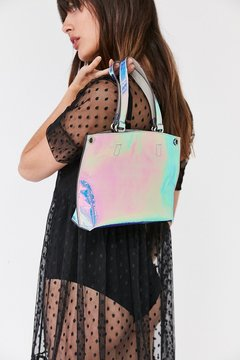 Urban Outfitters Micro Reversible Tote Bag