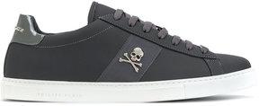 Philipp Plein skull plaque sneakers