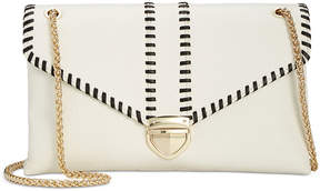 Inc International Concepts Lydia Whipstitch Shoulder Bag, Created for Macy's