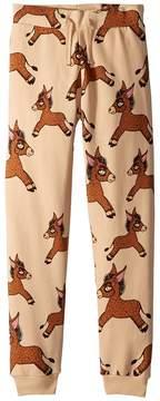 Mini Rodini Donkey All Over Print Sweatpants Boy's Casual Pants