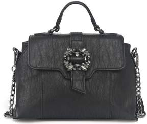 Jessica Simpson Aurora Flap Satchel Bag