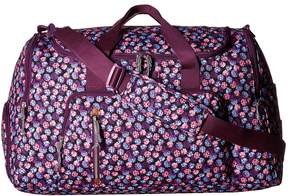 Vera Bradley Lighten Up Ultimate Gym Bag Bags - BERRY BURST - STYLE