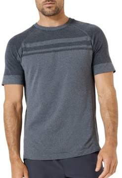 MPG Ribbed Raglan Sleeve Tee