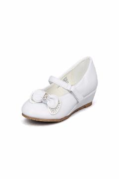 No Name Wedged Heel Shoe