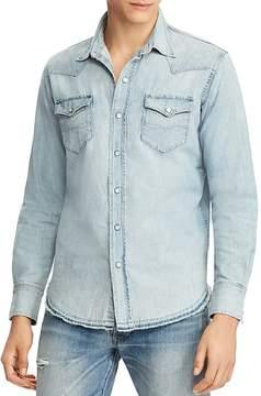 Polo Ralph Lauren Denim Classic Fit Western Shirt