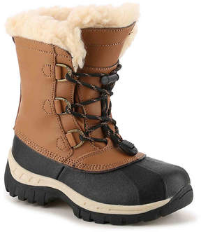 BearPaw Girls Kelly Youth Snow Boot