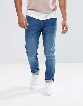 Blend of America Slim Twister Jeans