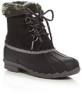Sporto Defrost Cold Weather Duck Boots