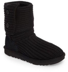 UGG Toddler Girl's Cardy Ii Cableknit Bootie