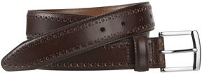 Johnston & Murphy Perfed-Edge Belt
