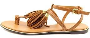 Report Signature Report Women's Citrine Flat Sandal.