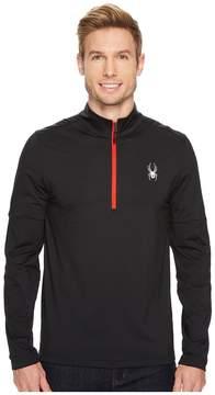Spyder Alps Tech 1/4 Zip Top Men's Long Sleeve Pullover