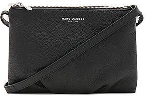 Marc Jacobs Standard Crossbody - BLACK - STYLE
