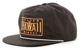 Volcom Hawaii Frame Snapback Cap