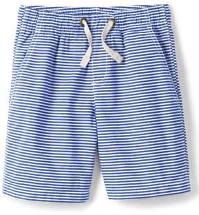 Lands' End Lands'end Boys Pull On Stripe Shorts