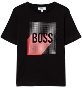 BOSS Black Branded Graphic T-Shirt