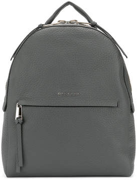 Orciani two way zipped backpack